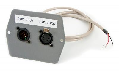 External DMX Connector Plate Kit