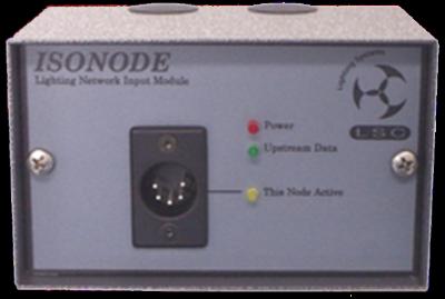 ISOnode and ISOport