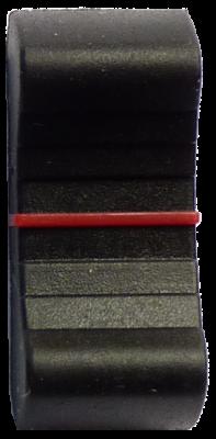 KNB047 - Red fader knob