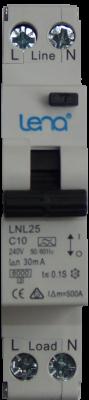 CBK051 - 10 amp Lena RCBO Breaker