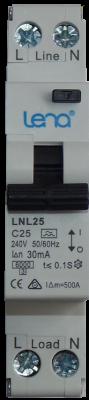 CBK067 - 25 amp Lena RCBO Breaker