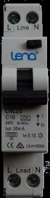 CBK050 - 16 amp Lena RCBO