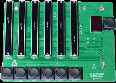 MAX/SBM - maXim submaster circuit board