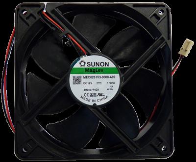 FAN012 - 120mm 12vdc  brushless axial fan