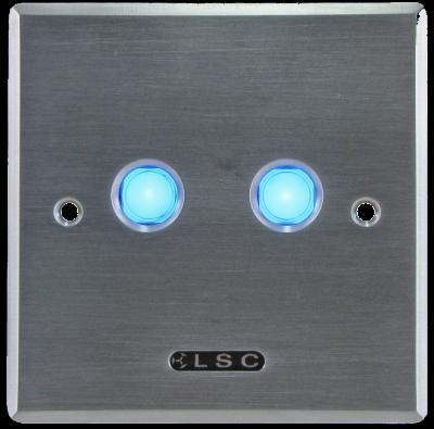 REDBACK wall-plate remote