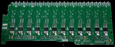 GENVI12/FC - GEN VI 12-channel firing card