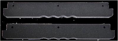 RUBMNA1 - MINIM side rubber