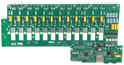 RED3/TRIG6 - RED 3 Main PCB 6 Channel