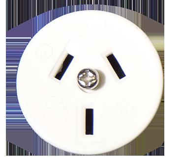 CON732 - 10 amp face plate