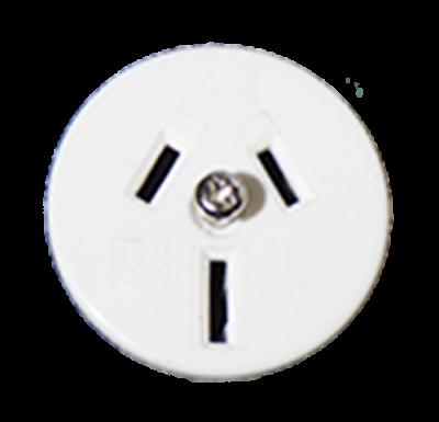 CON733 - 15 amp face plate